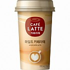 (컵)매일 카페라떼 마일드200m*10(매일)