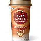 (컵)매일 카페라떼 마끼야토200ml*10(매일)