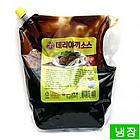 데리야끼소스 2kg(오뚜기)