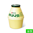 (냉장)바나나우유240ml펫(빙그레)1500