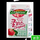 (팩)쿨피스복숭아450ml*28(동원)
