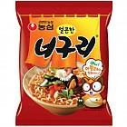 (봉지)너구리 매운맛 멀티(120g*40)농심