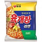 (봉지)육개장멀티(120g*32)농심