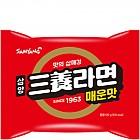 (봉지)삼양라면 매운맛 멀티(120g*40)삼양