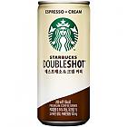 (캔)스타벅스 더블샷 에스프레소&크림(200ml*36)