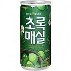 (캔)초록매실(180ml*30)웅진