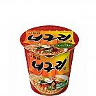 (컵)너구리 소컵62g*30(농심)