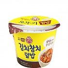 (컵)김치참치덮밥280g*12(오뚜기)