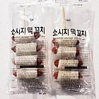 (냉동)소시지 떡꼬치(160g*10)드림스컴트루