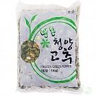 (냉동)청양고추슬라이스1kg(거상무역)