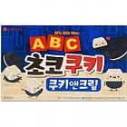 ABC초코쿠키앤크림(43g*32갑)롯데제과