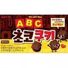 ABC초코쿠키(50g*32갑)롯테제과