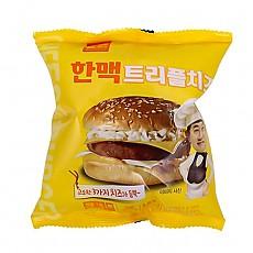 (냉동)트리플치즈155g/한맥식품