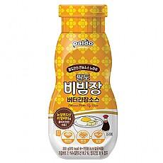 팔도비빔장 버터간장소스200g