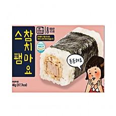 (냉동)스팸마요 사각김밥