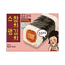 (냉동)스팸참치김치 사각김밥