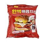 (냉동)매콤치킨버거190g(한맥식품)